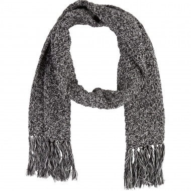 Choupette knit scarf KARL LAGERFELD KIDS for GIRL