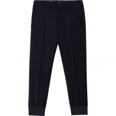 CEREMONY TROUSERS KARL LAGERFELD KIDS for BOY