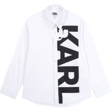 SHIRT KARL LAGERFELD KIDS for BOY