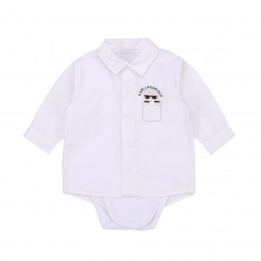 BODY-SHIRT KARL LAGERFELD KIDS for BOY