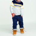 Striped knitted jumper TIMBERLAND for BOY