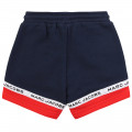 Two-toned jogging Bermudas LITTLE MARC JACOBS for BOY