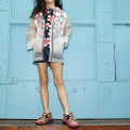 Transparent floral raincoat THE MARC JACOBS for GIRL