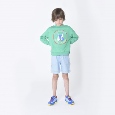 Suéter reversible de algodón THE MARC JACOBS para NIÑO