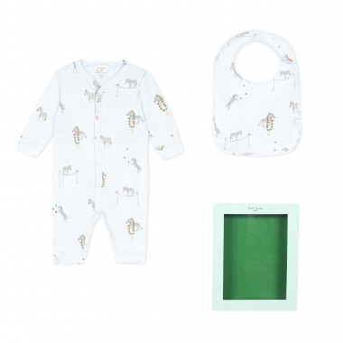 Conjunto pijama+babeiro PAUL SMITH JUNIOR para NIÑO
