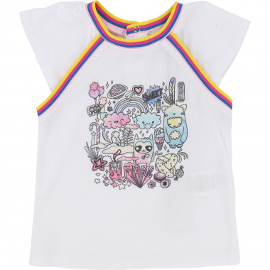 CAMISETA LITTLE MARC JACOBS para NIÑA