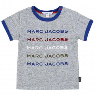 Camiseta multicolor de algodón THE MARC JACOBS para NIÑO