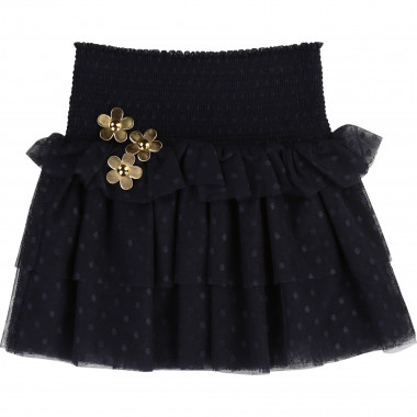 Falda de ceremonia de plumeti LITTLE MARC JACOBS para NIÑA