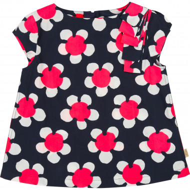 Blusa estampado floral LITTLE MARC JACOBS para NIÑA