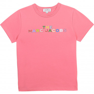Camiseta de manga corta THE MARC JACOBS para NIÑA