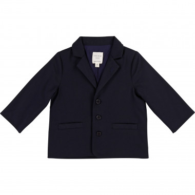 Chaqueta de ceremonia lisa CARREMENT BEAU para NIÑO