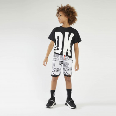 Technical fleece shorts DKNY for BOY