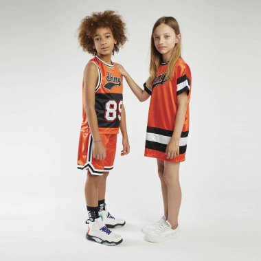 Jersey basketball shorts DKNY for BOY