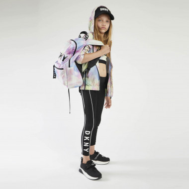 Cloudy print rucksack DKNY for GIRL