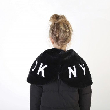 Waterproof hooded winter coat DKNY for GIRL