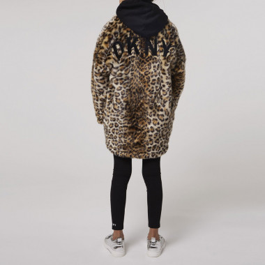 Faux fur coat DKNY for GIRL