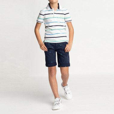 Adjustable waist beach shorts BOSS for BOY
