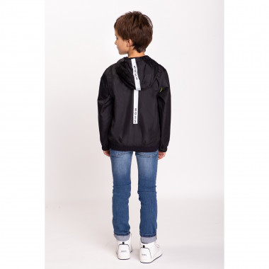 HOODED WINDBREAKER BOSS for BOY