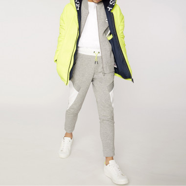 Hooded puffer jacket BOSS for BOY