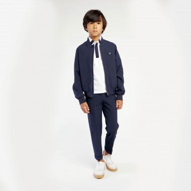 Polyester varsity suit jacket BOSS for BOY