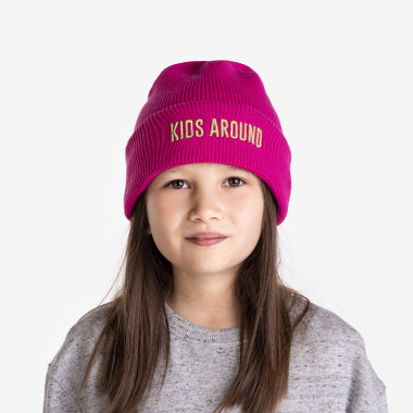 PULL ON HAT KIDS AROUND for GIRL