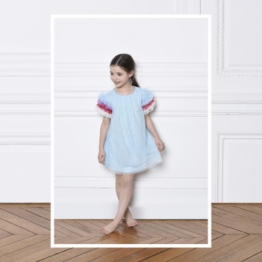 Tulle dress CHARABIA for GIRL