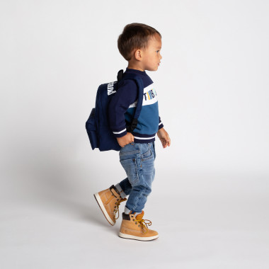 Rucksack with logo TIMBERLAND for BOY
