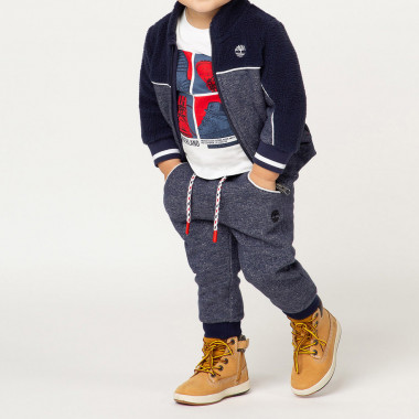 Cotton joggers TIMBERLAND for BOY