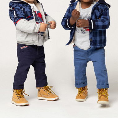 Cotton twill chinos TIMBERLAND for BOY