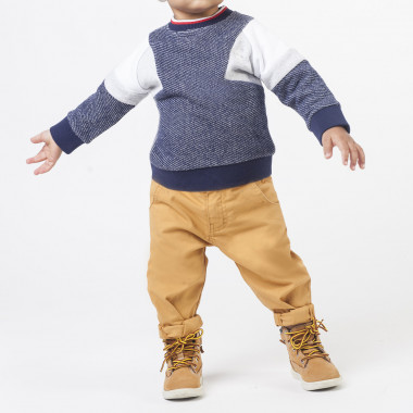 Multi-coloured sweatshirt TIMBERLAND for BOY
