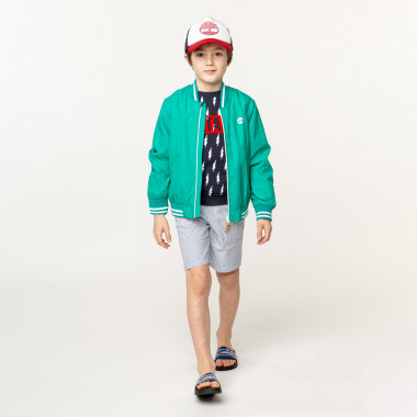 Neoprene and mesh baseball cap TIMBERLAND for BOY
