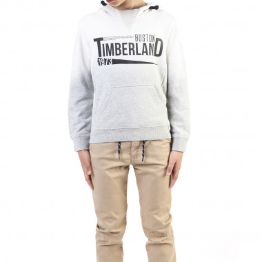 Elasticated ankle chinos TIMBERLAND for BOY