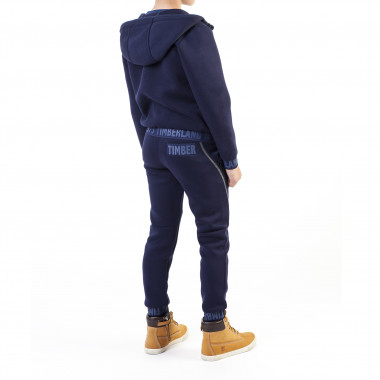 Jogging bottoms with logo TIMBERLAND for BOY