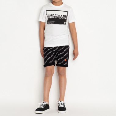 Fleece Bermuda shorts TIMBERLAND for BOY
