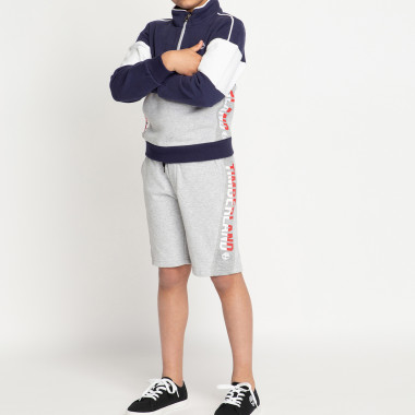 Fleece Bermudas with mesh TIMBERLAND for BOY
