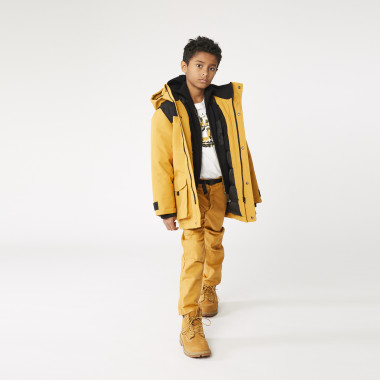 Slim-fit cotton trousers TIMBERLAND for BOY