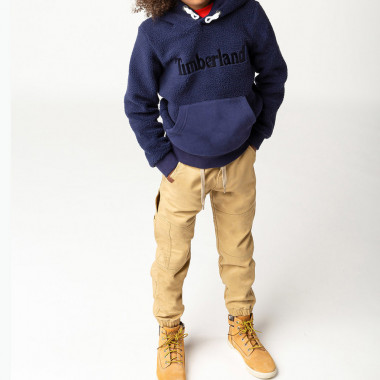 HOODED SWEATSHIRT TIMBERLAND for BOY