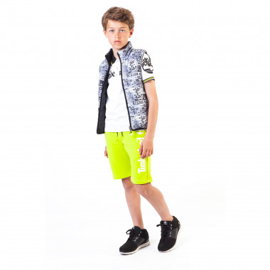 Printed reversible parka TIMBERLAND for BOY