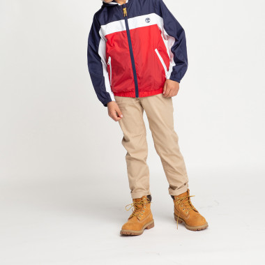 Waterproof windbreaker TIMBERLAND for BOY