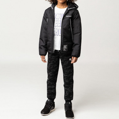 Recycled material jacket TIMBERLAND for BOY