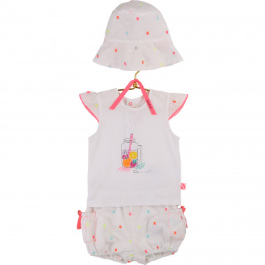 Multicoloured bucket hat BILLIEBLUSH for GIRL