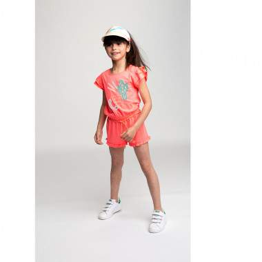 Colourful straw cap BILLIEBLUSH for GIRL