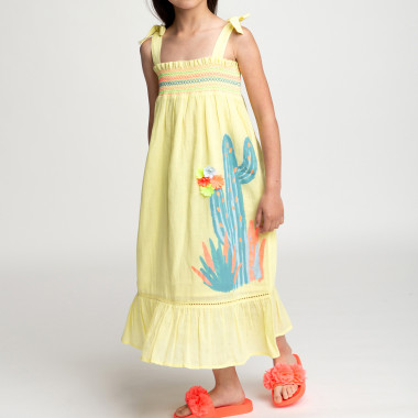 Sun dress in cotton voile BILLIEBLUSH for GIRL