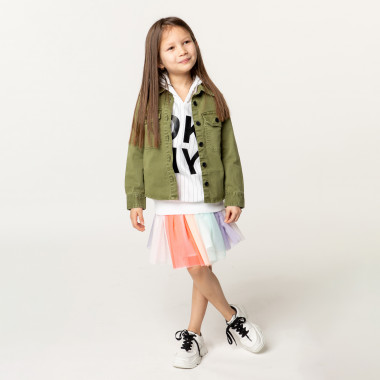 Multicoloured tulle skirt BILLIEBLUSH for GIRL