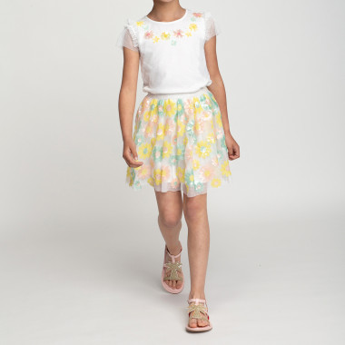 Sequined formal skirt BILLIEBLUSH for GIRL