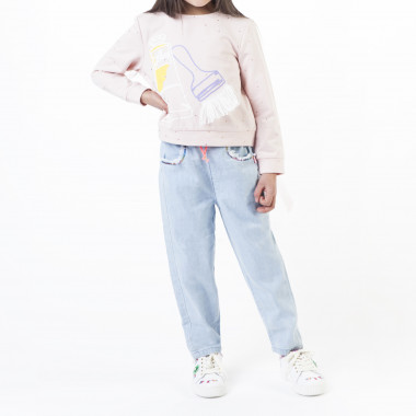 Sequined jeans BILLIEBLUSH for GIRL