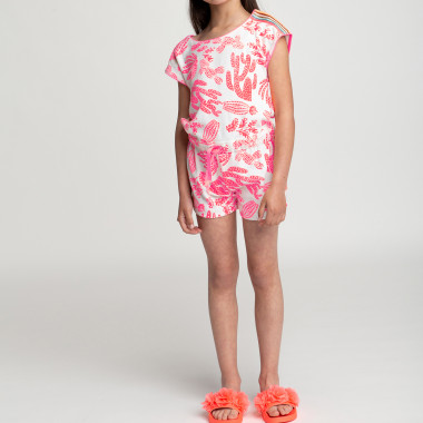 Cactus-print playsuit BILLIEBLUSH for GIRL