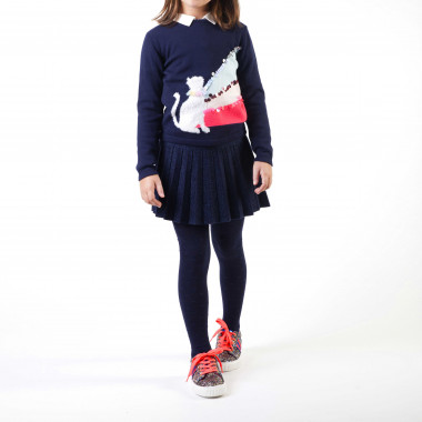 Novelty tricot jumper BILLIEBLUSH for GIRL