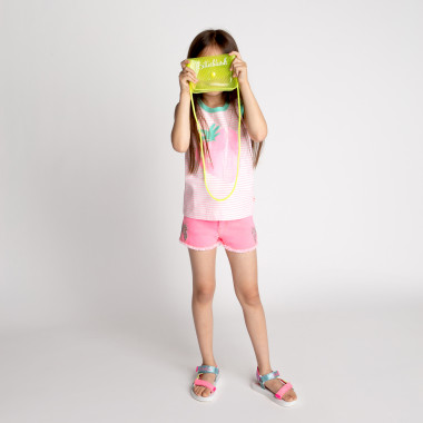 Striped vest top BILLIEBLUSH for GIRL