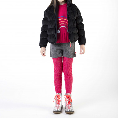Embroidered winter jacket BILLIEBLUSH for GIRL
